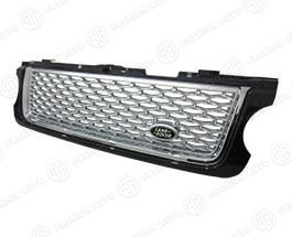 Решетка Autobiography для Range Rover Vogue black