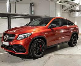 Обвес AMG 63 S Mercedes GLE-Class Coupe W292